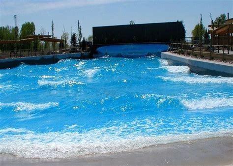 adult child big wave pool holiday resort equipment