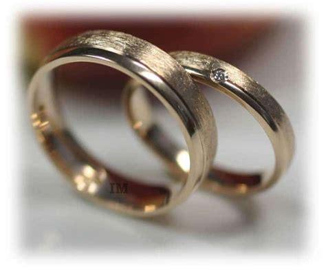 Hochzeitsringe Günstig by Hochzeitsringe Katalog Trauringe Gold