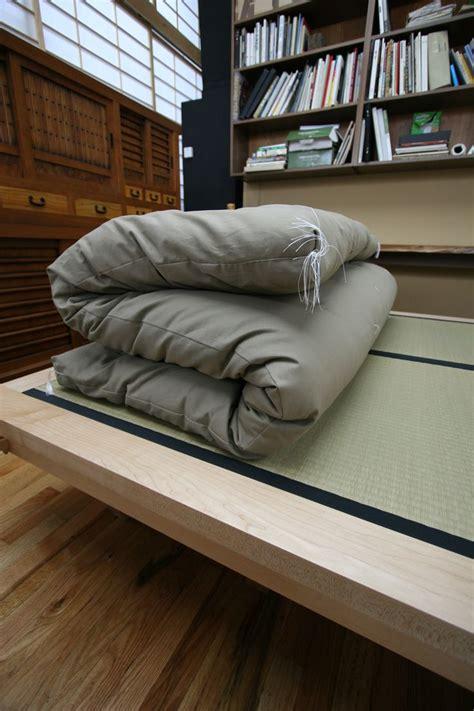 japanese futon  tatami  alternative  western mattress      studio
