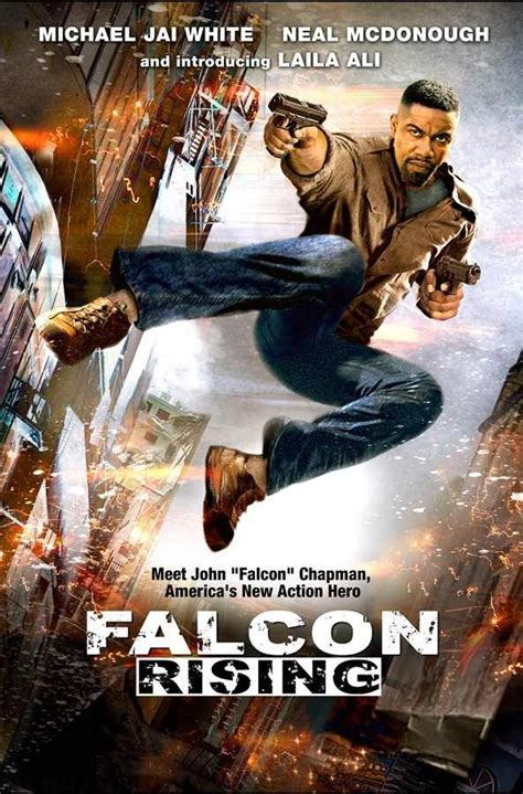 film blue hollywood 2014 the trailer for michael jai white s falcon rising is here