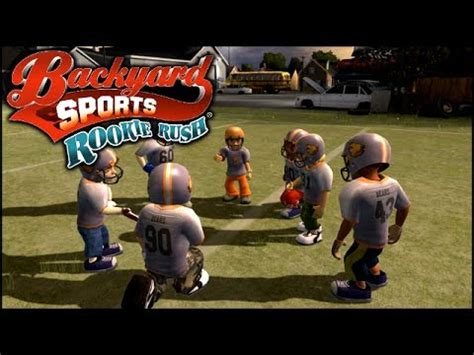 backyard football xbox backyard football 10 jeu xbox 360 images vid 233 os