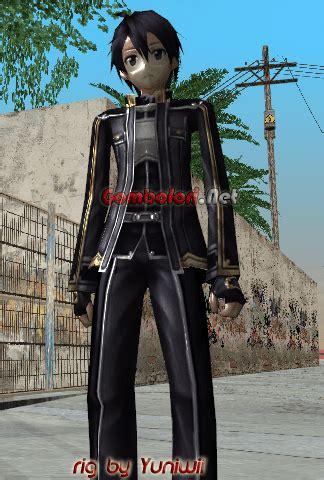 Model Rambut Gta 5 by Gta Sa Sword Gta 5 Mod Gta 4 Gta San