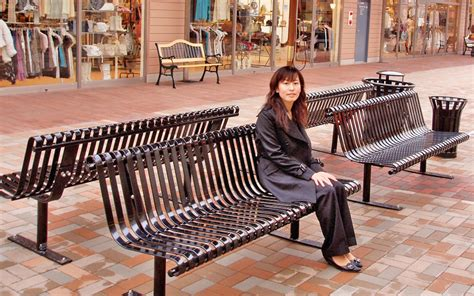 victor stanley park benches interpark shopping utsunomiya japan victor