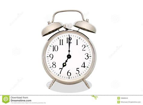 ringing alarm clock stock images image 18686644