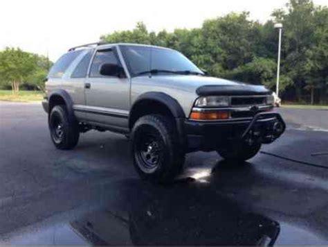 Opel Blazer 2 4 2000 chevrolet blazer 2000 chevy 2 door 4wd 2 inch lift t