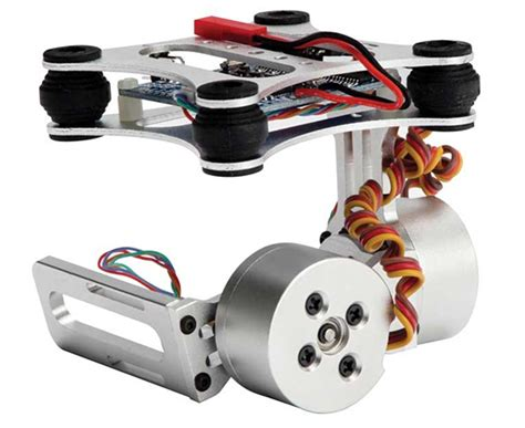 Gimbal Drone 2 Axis Brushless Rc Drone Gimbal