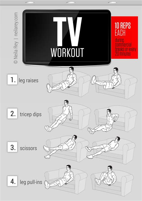 couch potato workout tv workout for couch potato triton world