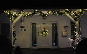 weihnachtsgirlande mit beleuchtung für aussen led girlande gr 252 n 5m 10m 15m 20m tannengirlande mit