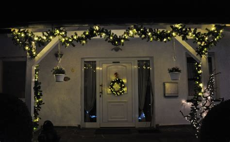 tannengirlande mit led beleuchtung led girlande gr 252 n 5m 10m 15m 20m tannengirlande mit