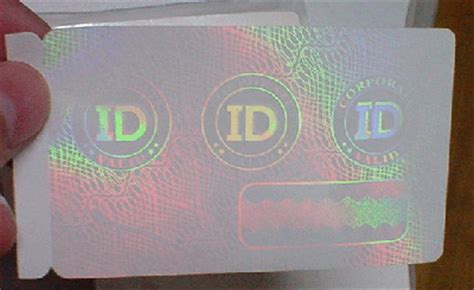 how to make a hologram card id holograms for security arcadiaid make id
