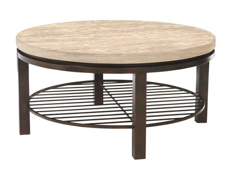 bernhardt tempo 38 round coffee table 498 015
