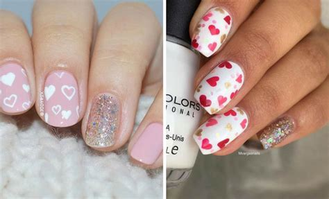 12 gorgeous valentines day nail ideas 2017 27 pretty nail art designs for valentine s day stayglam