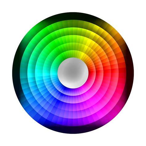 chromatic color free illustration colour wheel chromatic rainbow free