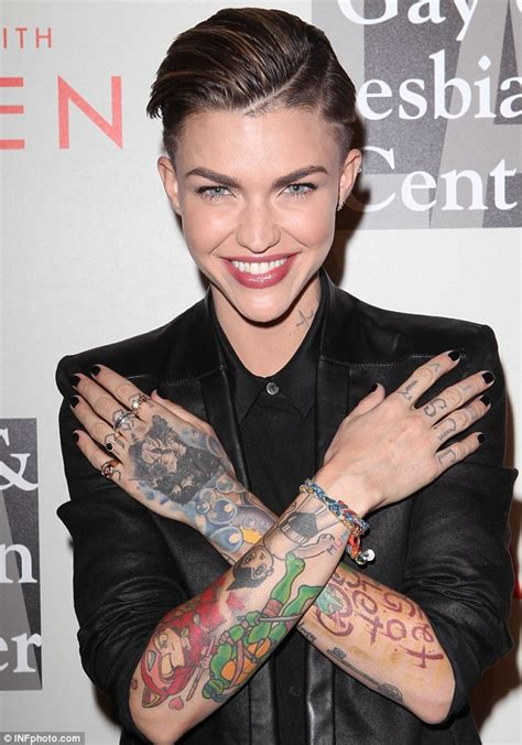 ruby rose tattoos stunning ruby tattoos all you wanted to