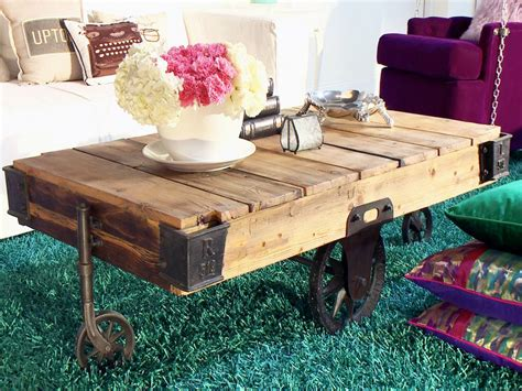 24 rustic coffee table designs ideas plans design