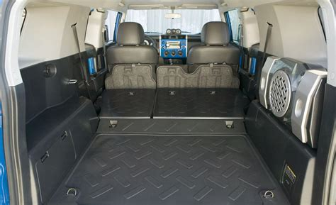 2008 Fj Cruiser Interior by Car And Driver