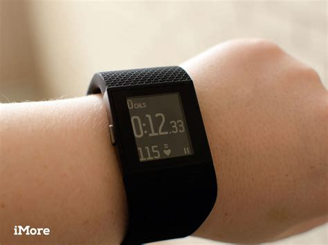 Fitbit Surge Fitness fitbit surge fitness tracker review imore