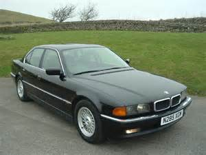 1995 Bmw 740i Preloved 1995 Bmw 7 Series 740i Auto E38 Black Black