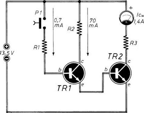 darlington transistor tutorial transistor accoppiamenti diretti 3