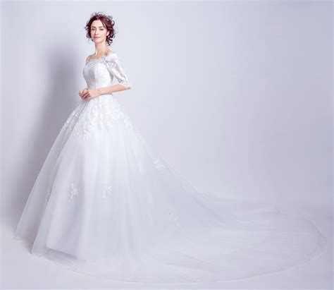 Baju Pengantin Import Murah Bahan Lace Cantik Anggun Bisa Untuk Akad Lynlynshop Baju Pesta Butik Indonesia