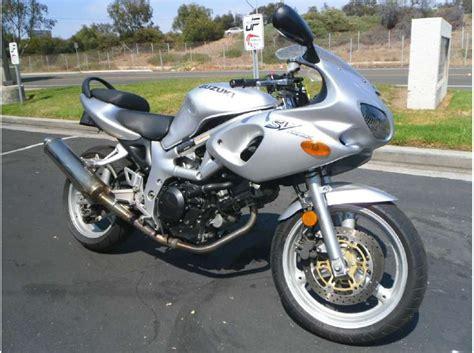 Suzuki Sv650s 2002 2002 Suzuki Sv650 For Sale On 2040motos