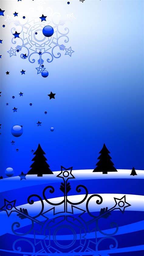 christmas wallpaper for iphone 5 hd blue christmas iphone 5 wallpaper hd iphone5 wallpaper