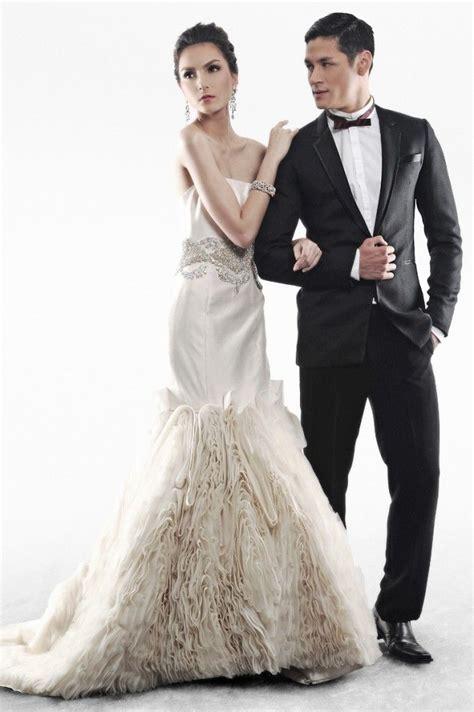 by francis libiran wedding gown bridal collection francis libiran clothes pinterest