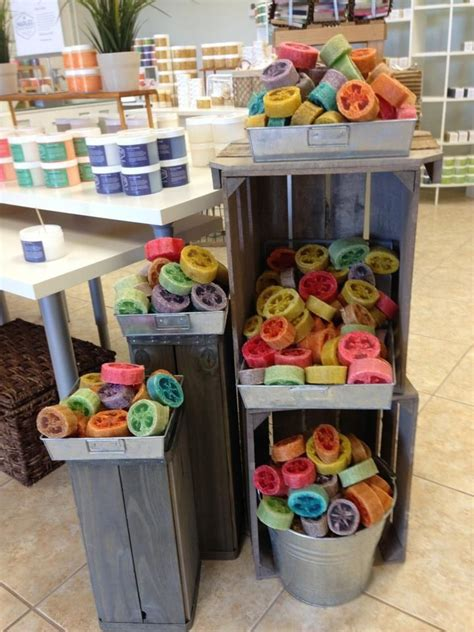 How To Store Handmade Soap - best 20 soap display ideas on soap shop soap
