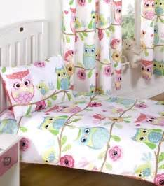 Toddler Bed Set Tesco Owl And Friends Toddler Bedding From Our Exclusive Range