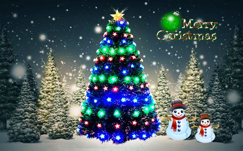 merry christmas tree image   Rainforest Islands Ferry
