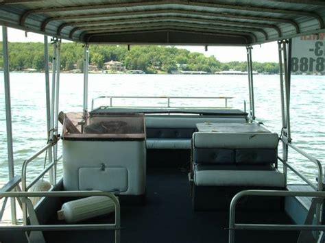 pontoon hardtop kit 1989 lowe pontoon overhaul pontoon forum gt get help with