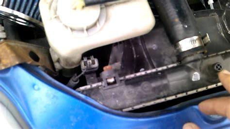 auto body heat ls glowshift water temp gauge youtube