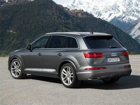 New Audi Q7 by Top Seven Standout Features Of New Audi Q7 Times Of India