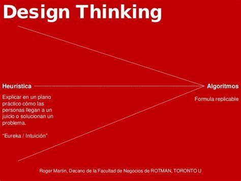 Design Thinking Mba Programs by Curso Dise 241 O De Negocios Y Design Thinking Mba Universidad