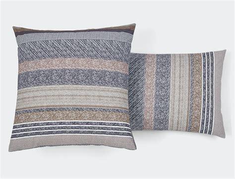 linvosges oreillers linge de lit fusain