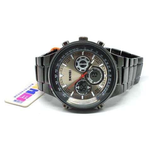 Promo Skmei Casio Sport Led Water Resistant 50m Ad1117 skmei casio sport led water resistant 50m ad1031 brown jakartanotebook