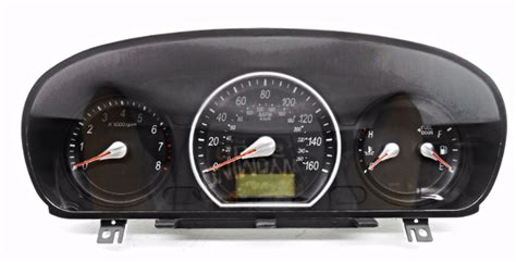 new oem hyundai sonata 3 3l mph gauge speedometer speedo cluster 94001 0a150 alpha automotive