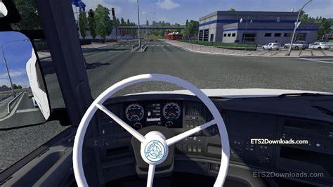 scania steering wheel free ets2 mods vabis steering wheel for scania t
