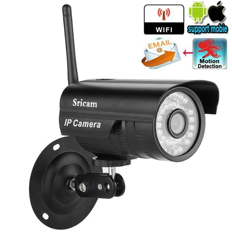 Cctv Ip Outdoor sricam hd wireless wifi outdoor ip network cctv home security system