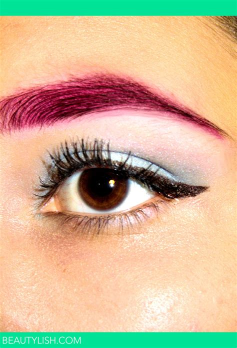 Jouer Powder Eyeshadow 2 2g pink eyebrow and powder blue eyeshadow micaela g
