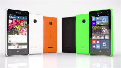 Microsoft Lumia All Series Microsoft Announces The Cheap Lumia 435 And Lumia 532