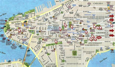 map of nyc attractions map of nyc attractions everyone s your friend in new