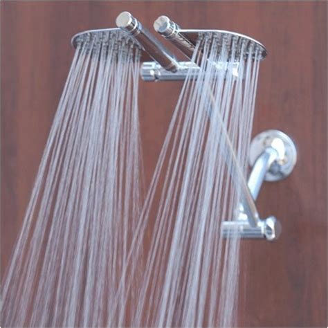 sale sting 2 chrome shower shower - Two Shower Heads
