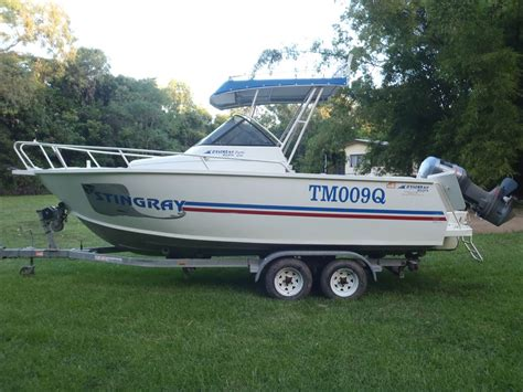 stingray boats for sale perth boat for sale 24 500 for info look at the boats for