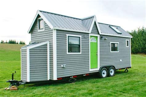 Gambrel Roof House piccolo ma di lusso ecco la prima casa in miniatura