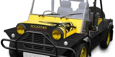 A New Sort Of Mini Moke by Custom Moke Villency