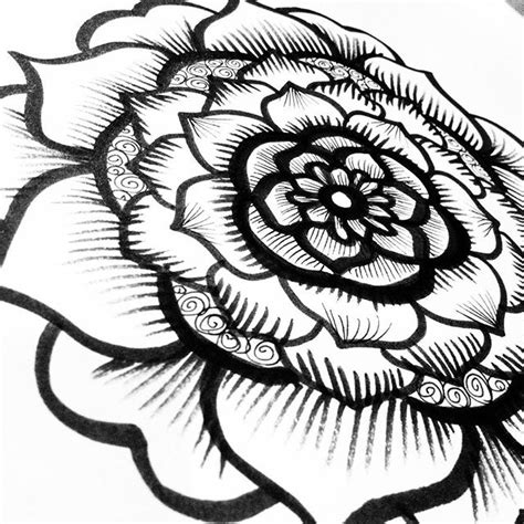 black and white henna tattoo designs drawing archives page 2 of 6 caroline