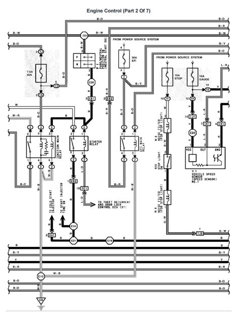 lexus ls400 engine diagram mazda b2200 alternator wiring