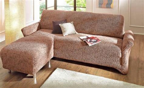 sofabezug ecksofa 3 2 sofahusse ottomane ecksofa links husse braun