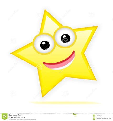happy star royalty  stock photo image